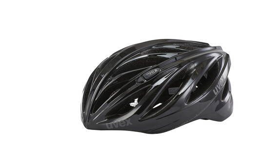 UVEX boss race Helm black